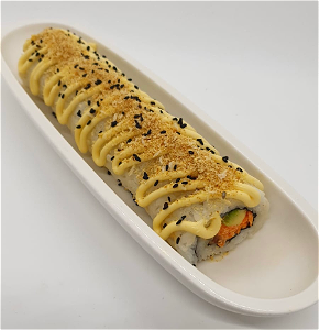 Foto Sushirol Spicy carrot