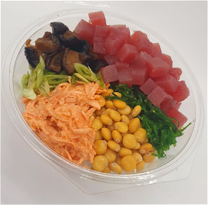 Foto Pokebowl tonijn